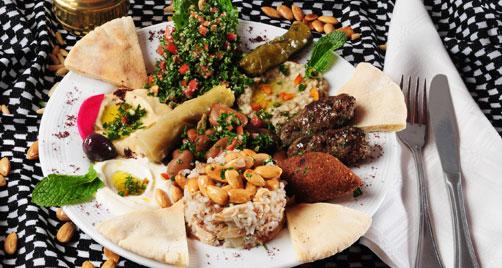 First deal for Cuisine grecque